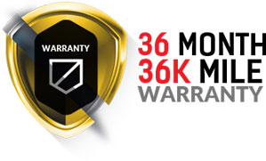 Warranty Badge | TL Motors